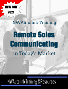 Remote Sales Communicating in Todays Market