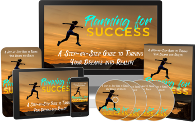 Planning For Success – Video Course