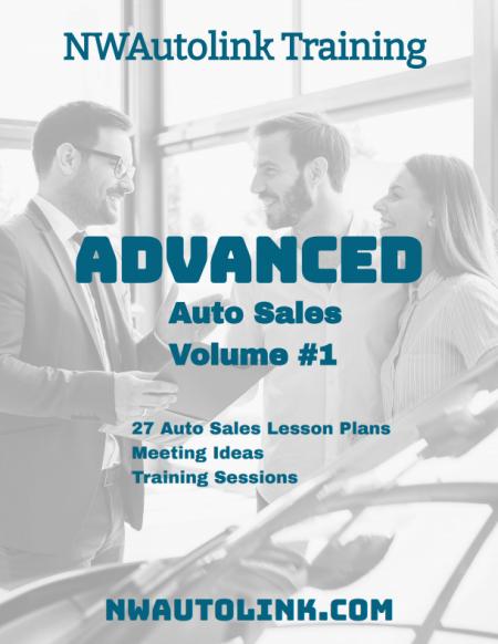 Advanced Auto Sale Title 2
